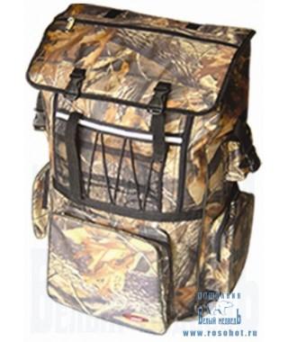 Рюкзак рыболовный SWD 80л (кмф лес)(7603031)