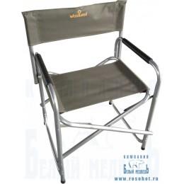 Кресло Woodland Outdoor, складное, кемпинговое, 56 x 46 x 80 см (сталь)
