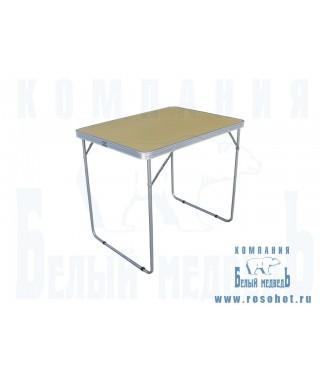 Стол Woodland Camping Table, складной, 70 x 50 x 61 см (сталь)