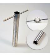 Буравчик универсальный нержавеющая сталь12х140