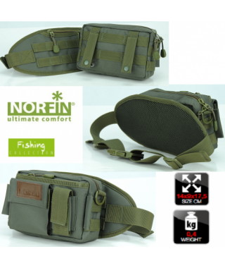 Сумка поясная Norfin TACTIC 01 NF