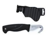 Нож универсальный в пластиковых ножнах MoraKNIV COMPANION Black