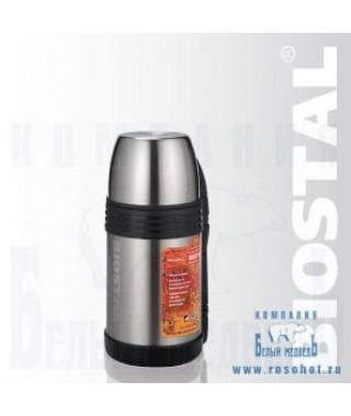 """Термос Biostal """"Спорт"""" NGP-800P 0,8л (универ. с ручкой)"""