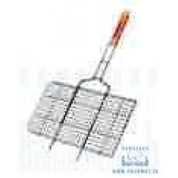 Решётка-гриль FORESTER большая, антипригарное покрытие 26х45