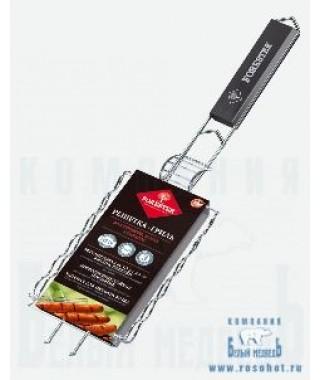Решётка-гриль FORESTER д/сосисок, колбасок, шпикачек 21х12