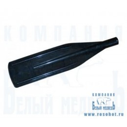 Лопасть весла пластиковая длинная Л-02