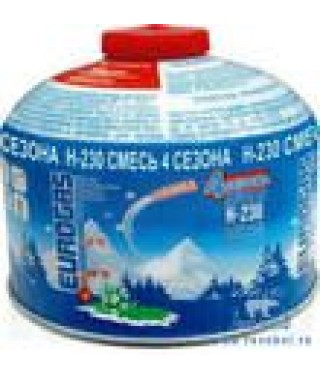 Баллон газовый Еврогаз  450 (изобутан/пропан/бутан)