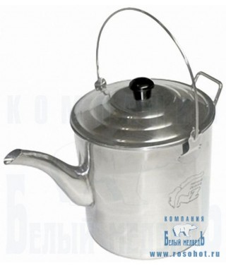 Чайник N.Z. костровой нерж. 3 л.