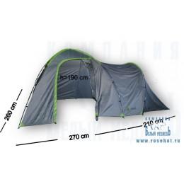 Палатка PRIVAL Байкал 4