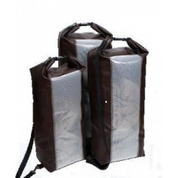 Баул туристический SARMA водонепроницаемый арм. ПВХ 50л
