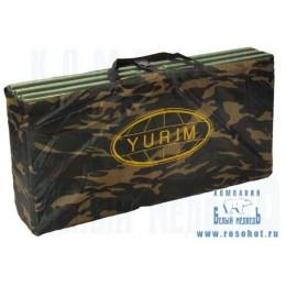 Коврик YURIM тур. 5083 (1800х600х10мм, складной, камуфляж)