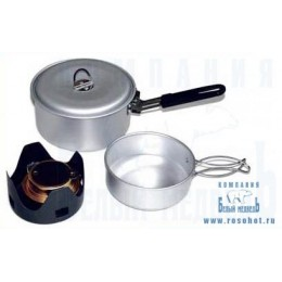 Набор посуды Kingpool алюм. (Z05013-21)