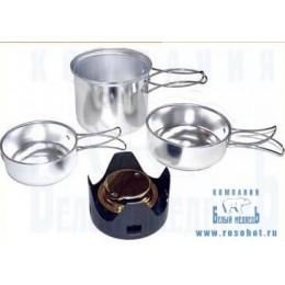 Набор посуды Kingpool алюм. (Z05015-50)