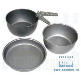 Набор посуды Kingpool анодированный алюм. (Р04202-11)