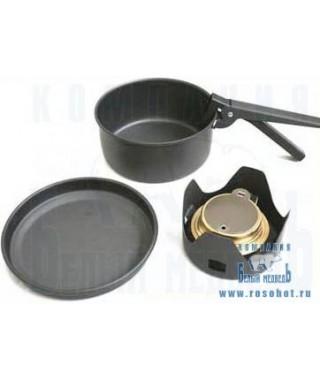 Набор посуды Kingpool анодированный алюм. (Р05017-11)