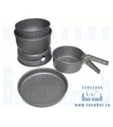 Набор посуды Kingpool анодированный алюм. (Р07501-11)