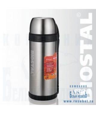"""Термос Biostal """"Спорт"""" NGP-1800P 1,8л (универсальный, ручка)**"""