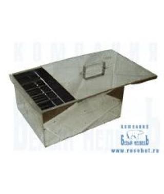 Коптильня (нерж. сталь, 340*300*170, 3,9кг) (Пенза)