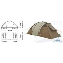 Палатка кемпинговая CAMPACK-TENT Travel Voyager 4 (2013)