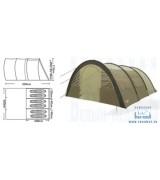 Палатка кемпинговая CAMPACK-TENT Urban Voyager 6 (2013)