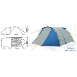 Палатка туристическая CAMPACK-TENT Breeze Explorer 3 (2013)