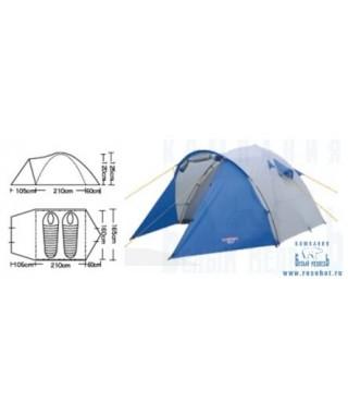 Палатка туристическая CAMPACK-TENT Storm Explorer 2 (2013)