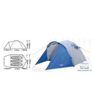 Палатка туристическая CAMPACK-TENT Storm Explorer 3 (2013)