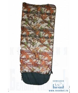 Спальный мешок PRIVAL Степной XL (камуфляж)