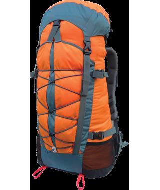 Рюкзак WoodLand STORM 50L (оранжевый/темносерый)