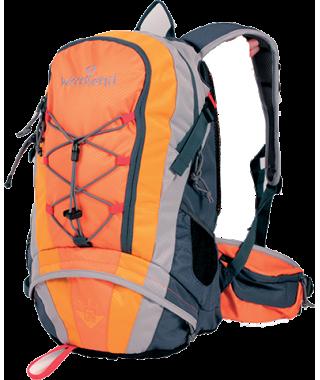 Рюкзак WoodLand UPS 25L (оранж/желтый/темносер)