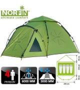 Палатка автоматическая 4-х мест. Norfin HAKE 4 NF